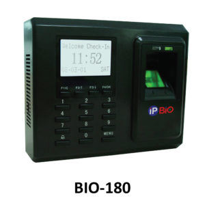 IP bio fingerprint