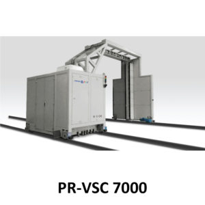 X ray Container Truck Scanning System PR-VSC 7000 prolineuk
