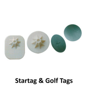 Startag and Golf Tags